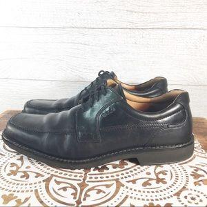Ecco Men's Seattle Apron Toe Derby Dress Shoe